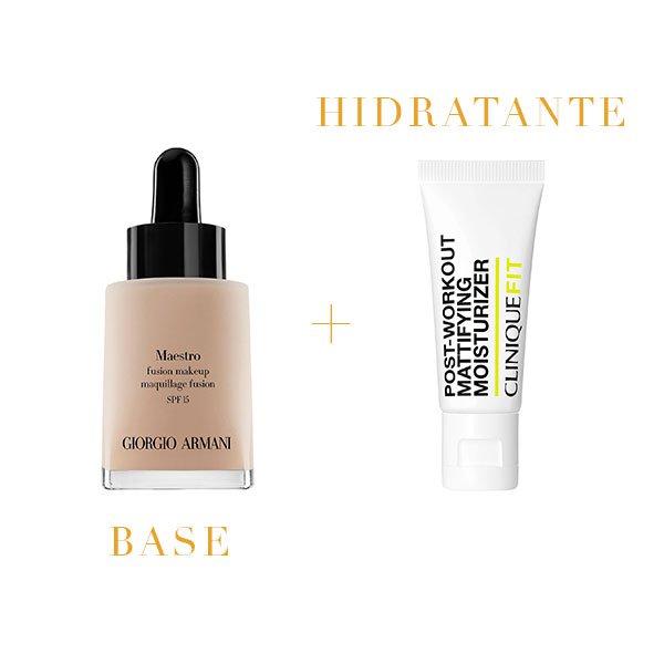 Base - Base - Maquiagem  - verão - beleza