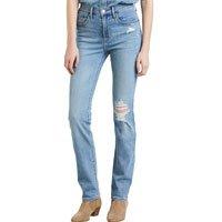 Calça Feminina Jeans Levis 724 High Rise Straight