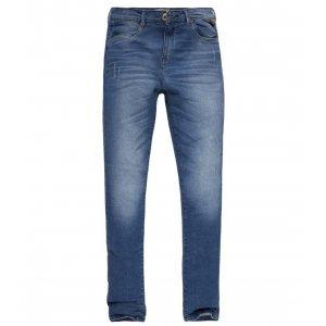 Calça Feminina Jeans Cintura Alta