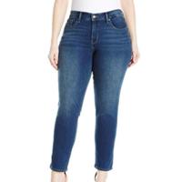 Calça Jeans Levis Feminina 311 Shaping Skinny Plus Size Azul