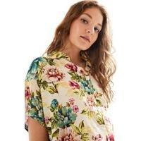 Camisa Flor Brejeira Patch