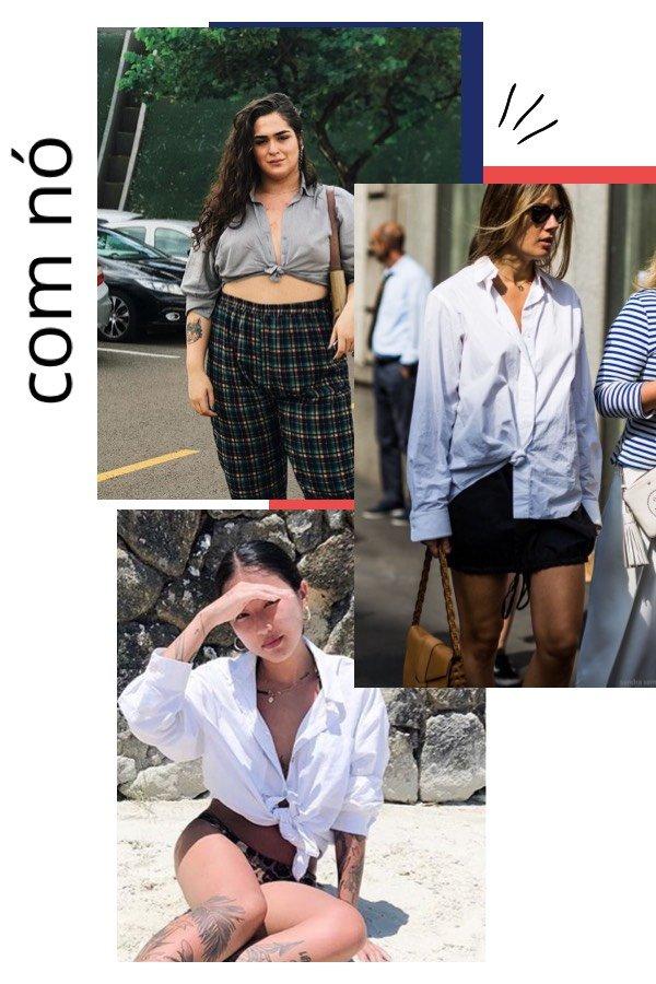 28f51598bbe Summer Twist  Como Usar Camisas no Verão » STEAL THE LOOK
