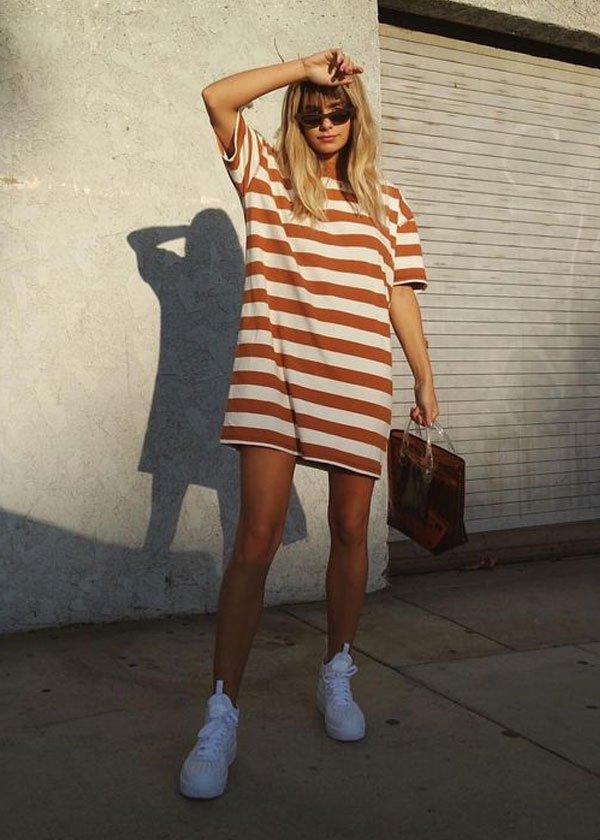 Courtnee Ruth Crews - T-shirt - T-shirt - verão - street style