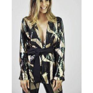 Kimono Rudi Tamanho: 42 - Cor: Estampa
