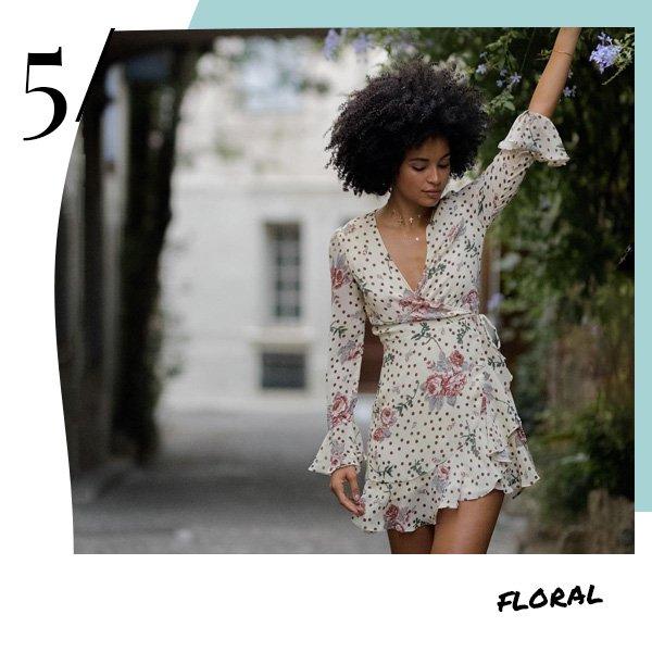 Paula Almeida - vestido-floral - floral - verão - street style 2019