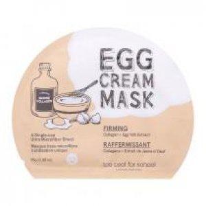 Máscara Facial De Firmeza Egg Cream Mask