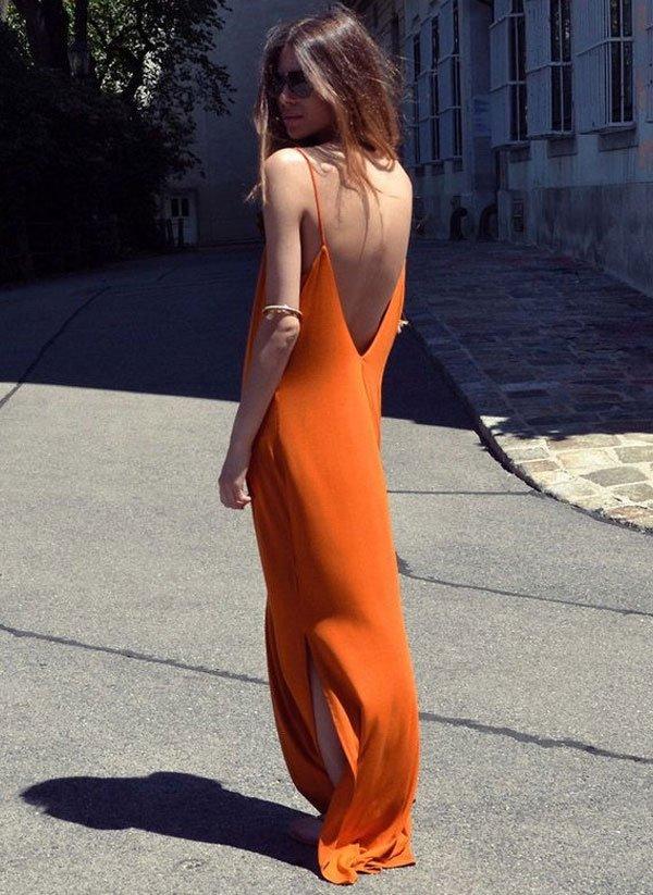 Maja Wyh - Vestido de festa - Minimalismo - verão - street style