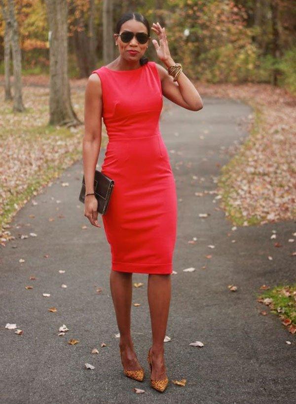 Nikki Brooks-Revis - Vestido de festa - Minimalismo - verão - street style