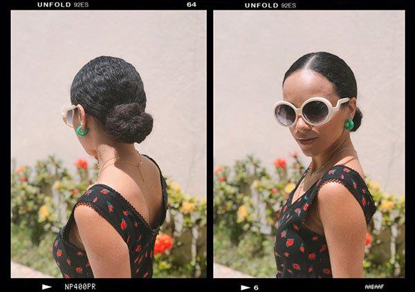 Lorena Avelar - cabelo - cabelos - verão - street-style
