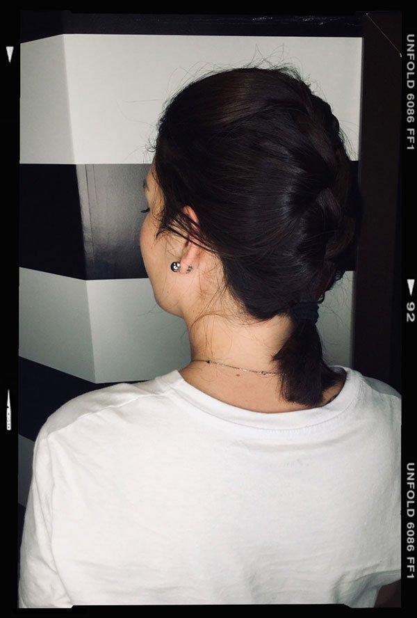 Camila Navarro - cabelo - cabelos - verão - street-style