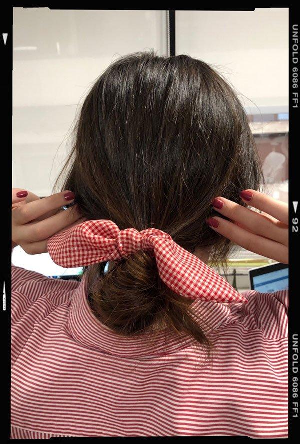 Carolina Carlovich - cabelo - cabelos - verão - street-style