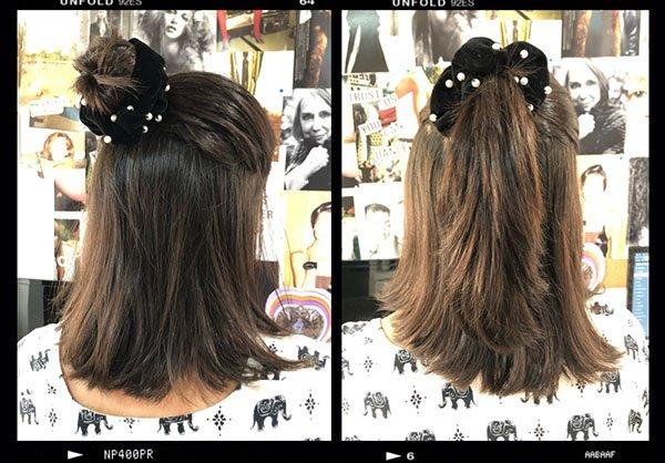 Julia Abud - cabelo - cabelos - verão - street-style