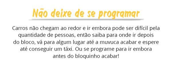programar - carnaval - dicas - brasil - 2019