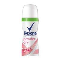 Desodorante Antitranspirante Rexona Feminino Aerosol Comprimido POWDER DRY