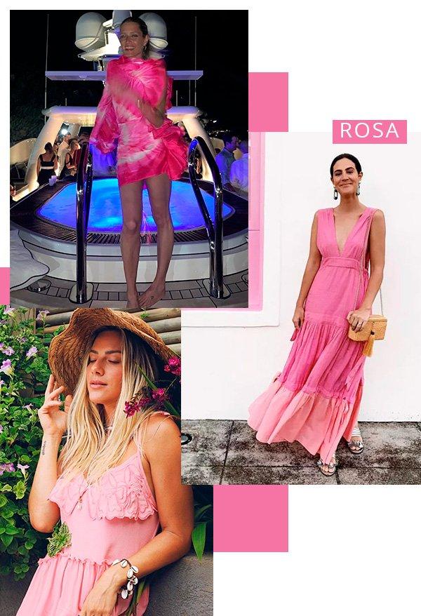 rosa - looks - famosas - verao - cor