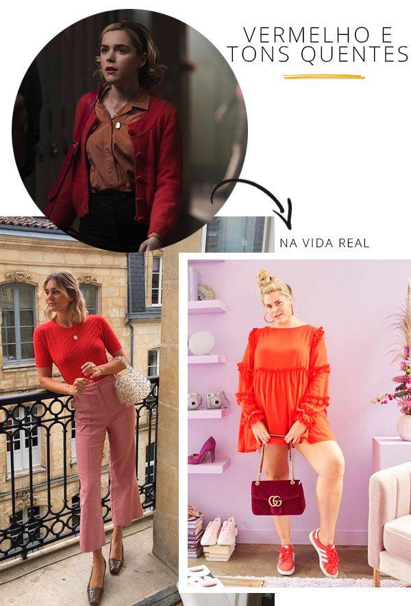 sabrina - vermelho - vermelho - verão - street-style