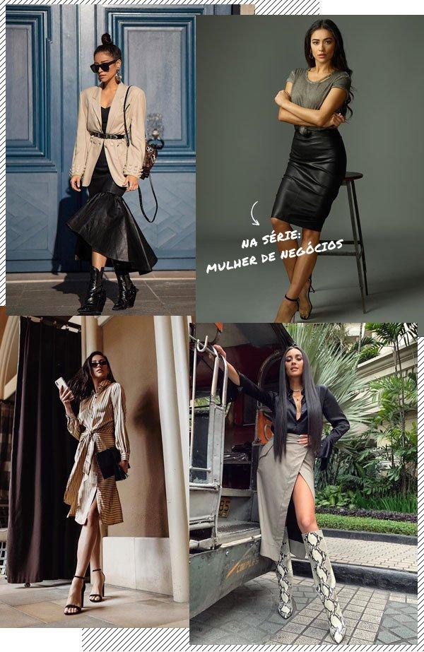 Shay Mitchell - saia-lapis - trabalho - verão - street-style