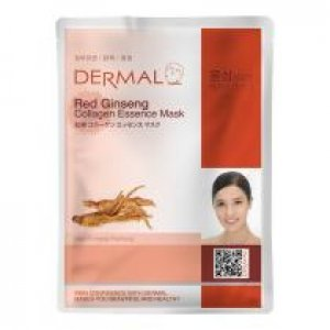 Máscara Facial Red Ginseng