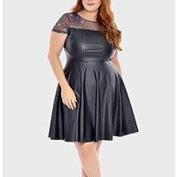Vestido Black Plus Size