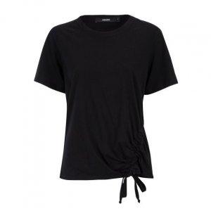 T-Shirt Franzido Na Lateral Sustentável