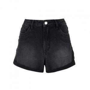 Shorts Jeans Bolso Reserva