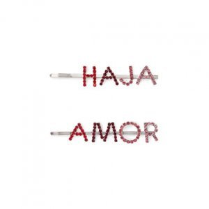 Kit Grampos Haja Amor