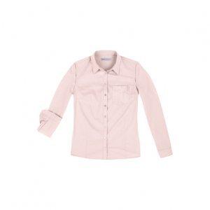 Camisa Feminina Básica Super Slim Em Tecido De Algodão