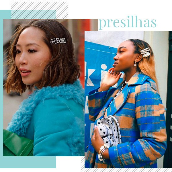 Aimee Song, Nnenna Echem - presilhas - presilha - inverno - street-style