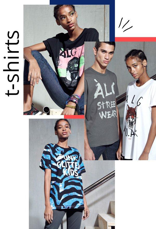 modelo - t-shirt - t-shirt - inverno - set