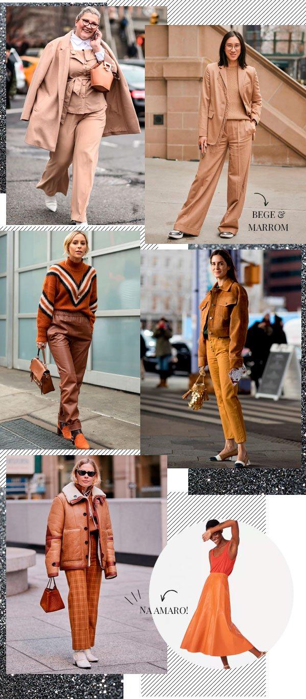 it-girl - marrom - marrom - verão - street-style