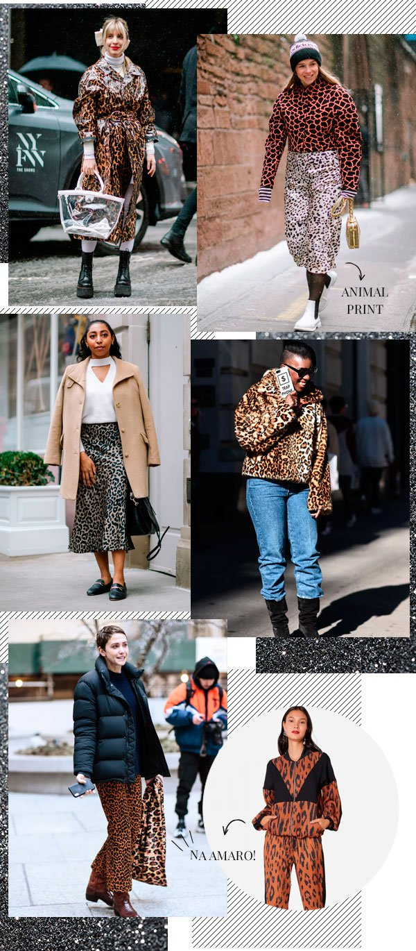 it-girl - animal print - animal print - inverno - street-style