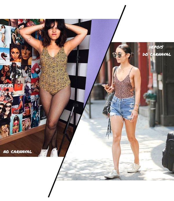 Flavia Gomes, Vanessa Hudgens - body - body - verão - street-style