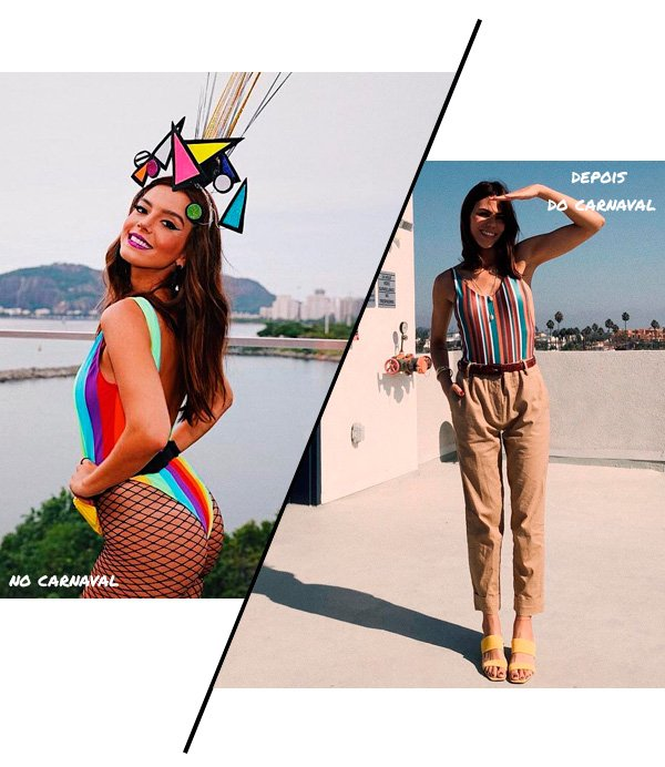 Giovanna Lancellotti, Catharina Dieterich - body - body - verão - street-style