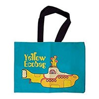 Ecobag Yellow Submarine