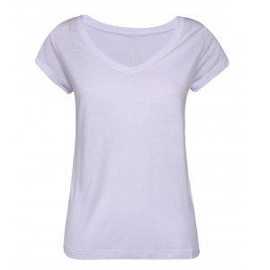 Camiseta Feminina Manga Curta Decote V