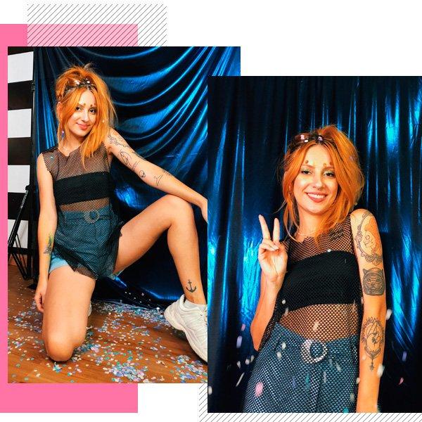 Aline Santos - carnaval - carnaval - verão - set