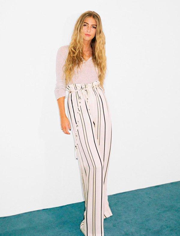 Emili Sindlev - pantalona - pantalona - verão - street-style