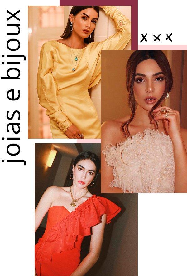 Camila Coelho, Negin Mirsalehi, Brittany Xavier - acessório - casamento - verão - street-style