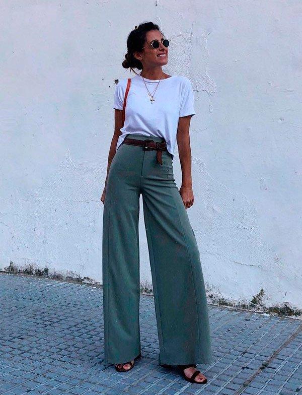 María Valdés - pantalona - pantalona - verão - street-style