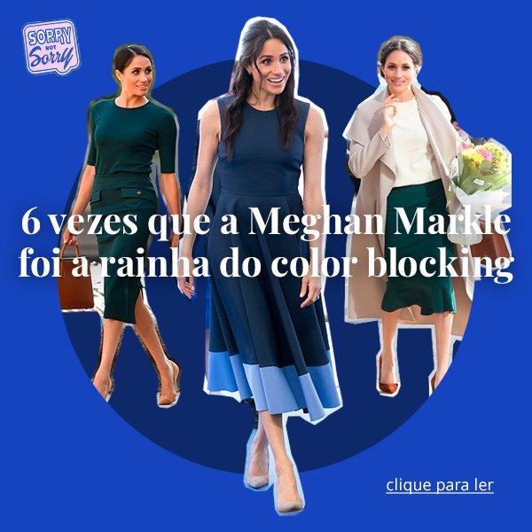 meghan - color - blocking - looks - moda