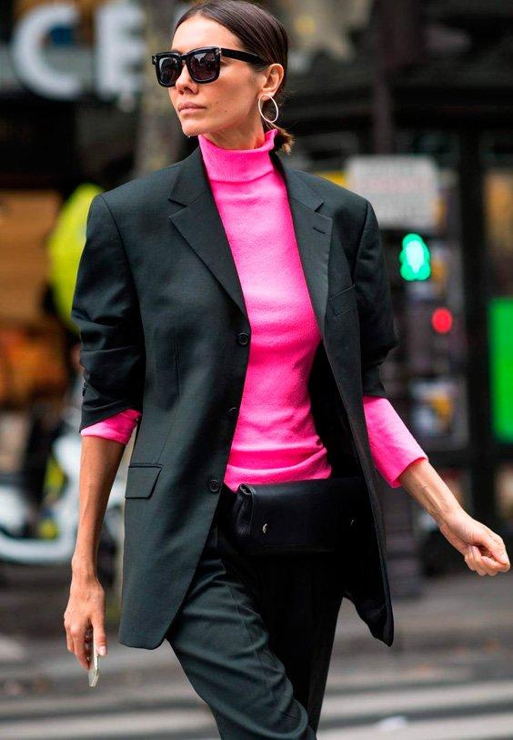 Julie Pelipas - neon - neon - inverno - street-style