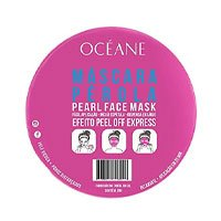 Mascara Facial, Océane, Branco