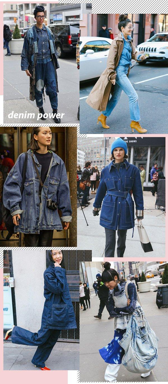Denim - Jeans - Jeans - Inverno - Outono