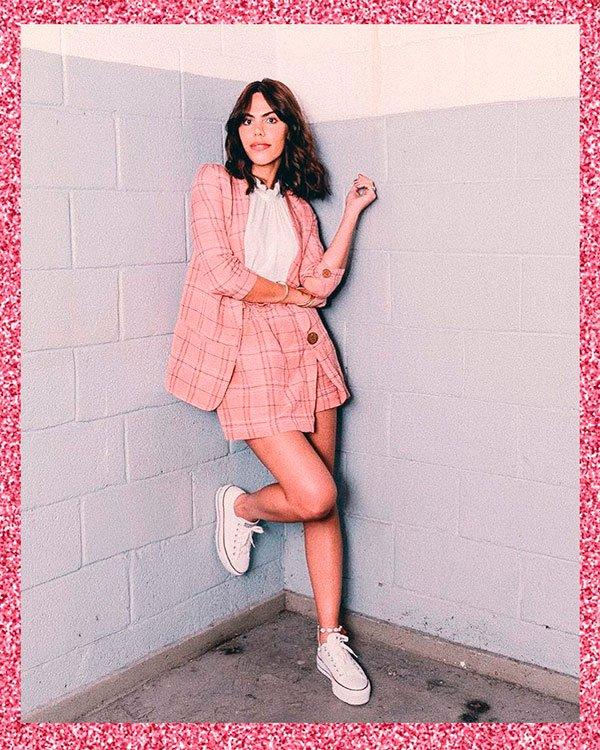 Catharina Dieterich - pink - pink - verão - street-style
