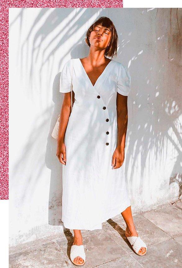 Larissa Cunegundes - rasteirinha - rasteiras - verão - street-style