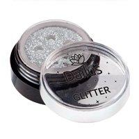 Sombra Glitter 04, Dailus, Prata