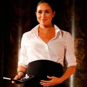 5 vezes que Meghan Markle arrasou no look de gravidez