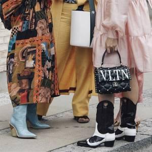 Os sapatos que mais vão bombar no inverno segundo as semanas de moda