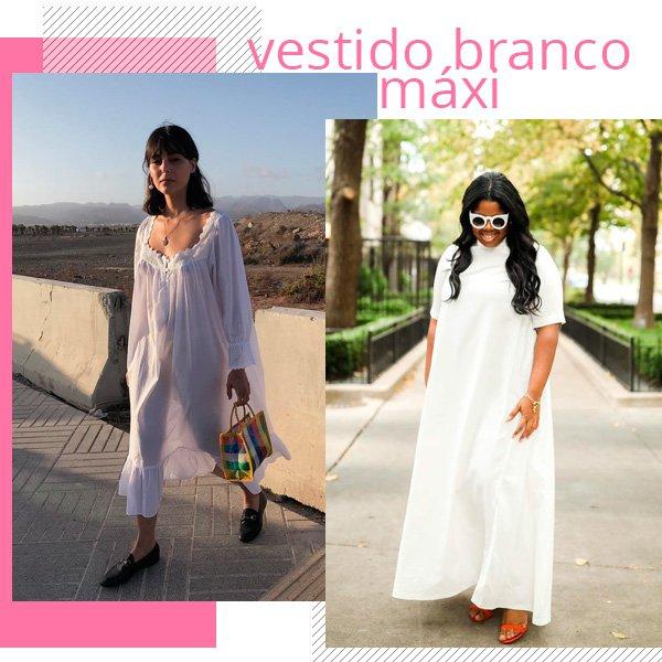 María Bernard, Hayet Rida - vestido-branco - vestidos - verão - street-style