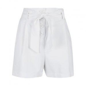 Shorts De Alfaiataria Com Botões